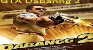 GTA Dabangg 2 Game Download