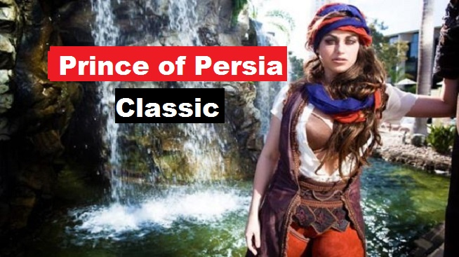 Download Prince of Persia Classic Game For PC Free Full Version