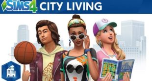 The Sims 4 City Living Game Download