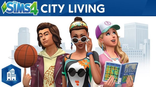 Download The Sims 4 City Living Game For PC Free Full Version