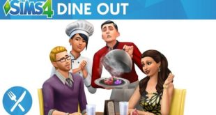 The Sims 4 Dine Out Game Download