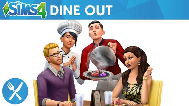 Download The Sims 4 Dine Out Game For PC Free Full Version