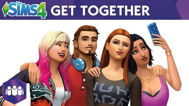 Download The Sims 4 Get Together Game For PC Free Full Version