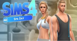 The Sims 4 Spa Day Game Download