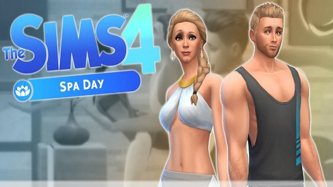 Download The Sims 4 Spa Day Game For PC Free Full Version