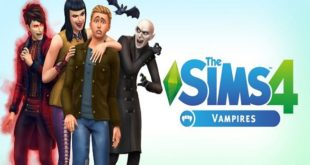 The Sims 4 Vampires Game Download