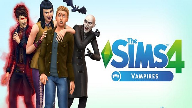 Download The Sims 4 Vampires Game For PC Free Full Version