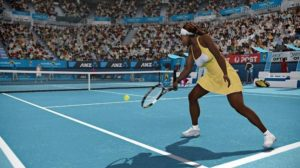 Download Tennis World Tour For PC