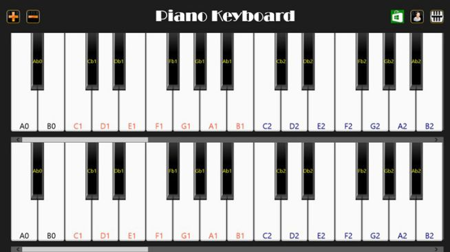 Download The Piano For PC Free Full Version