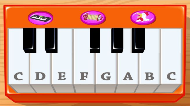 Download The Piano Game For PC