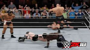 Download WWE 2K18 For PC