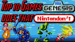 Sega Genesis Game Download