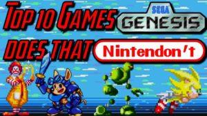 Sega Genesis Game Download