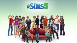 The Sims 5 Game Download.j