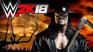 WWE 2K18 Game Download