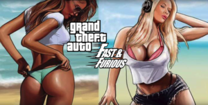Grand Theft Auto Fast and Furious