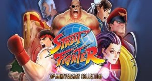 Street Fighter 30th Anniversary Collection game for pc