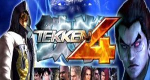 tekken 4 game for pc