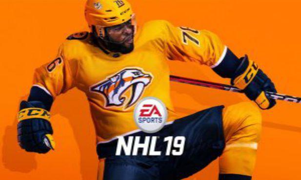 NHL 19 game
