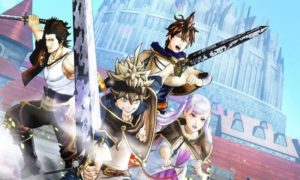 Black Clover Quartet Knights Free download for pc full version