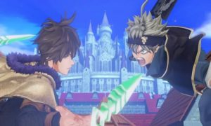 Black Clover Quartet Knights Game Free download for pc