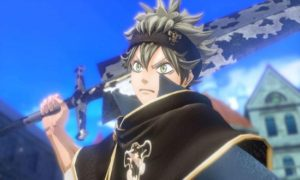 Black Clover Quartet Knights game for pc