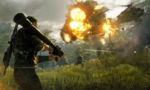 Just Cause 4 game for pc