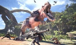Monster Hunter World Game Free download for pc