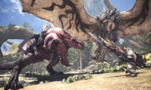 Monster Hunter World game for pc