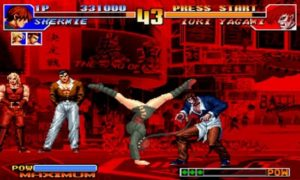 The King of Fighters 97 game for pc