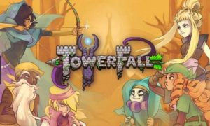 Towerfall game