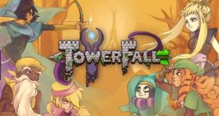 Towerfall game