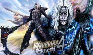 Warriors Orochi 4 game