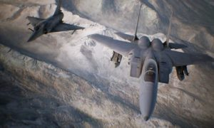 Ace Combat 7 Skies Unknown game for pc