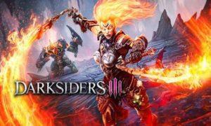Darksiders III game
