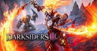 Darksiders III game