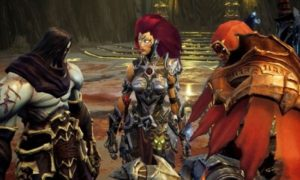 Darksiders III game free download for pc full version