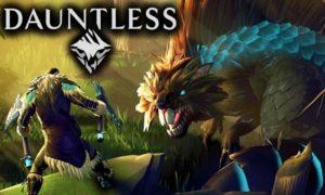 Dauntless game
