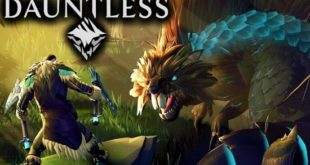 Dauntless game