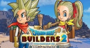 Dragon Quest Builders 2 game