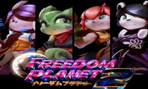 Freedom Planet 2 game