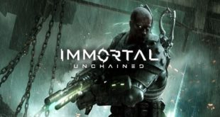 Immortal Unchained game