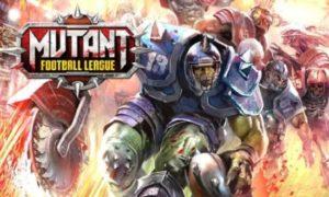 Mutant Football League game