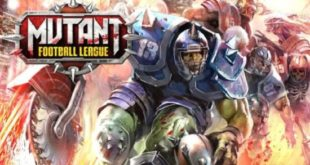 Mutant Football League game