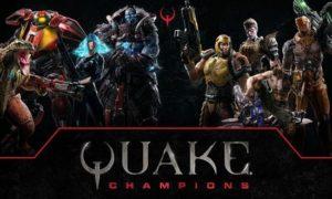 Quake Champions game