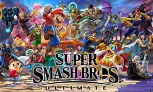 Super Smash Bros Ultimate game