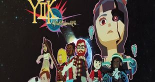 YIIK A Postmodern RPG game
