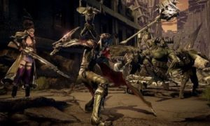 Code Vein game free download for pc full version