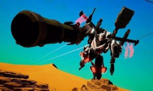 Daemon X Machina pc downlaod