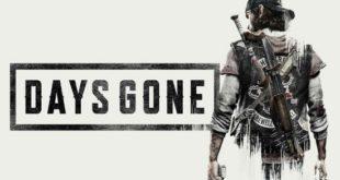 Days Gone game
